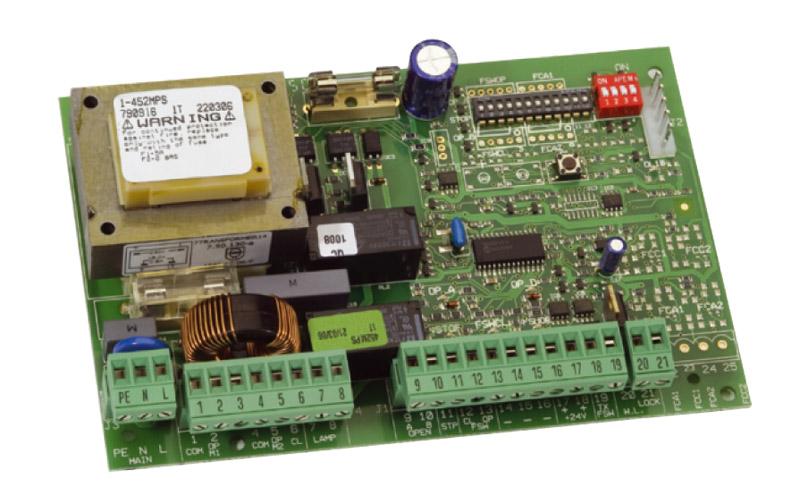 Cancelli automatici prezzi tutte le offerte cascare a for Faac 452 mps schema elettrico