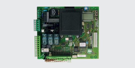 Cancelli automatici quadro comando for Scheda bft alcor 6